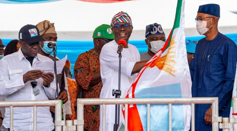 Replicate APC Victories In Our LG Poll, Sanwo-Olu Tells Candidates 1