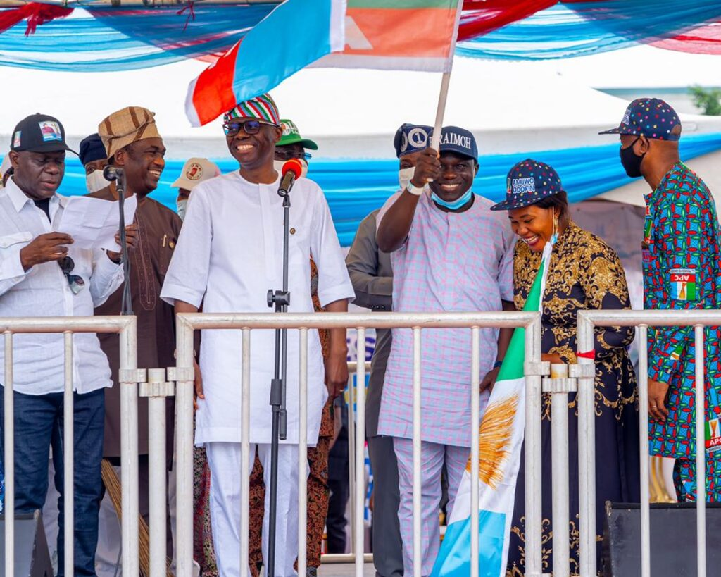 Replicate APC Victories In Our LG Poll, Sanwo-Olu Tells Candidates 5