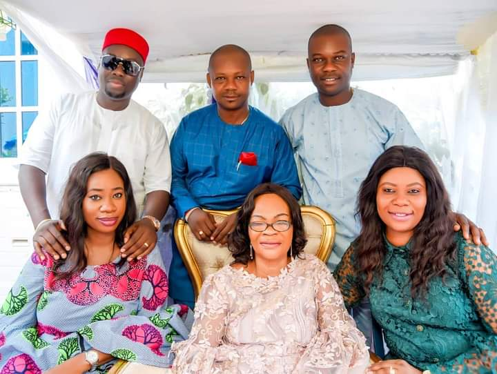 A Look Into Obi Cubana's Family & Why His Mother Deserves A Befitting Burial 4
