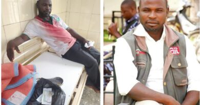 Police Beat Damisa Yusuf, AIT Reporter Covering Students' Protest In Bauchi