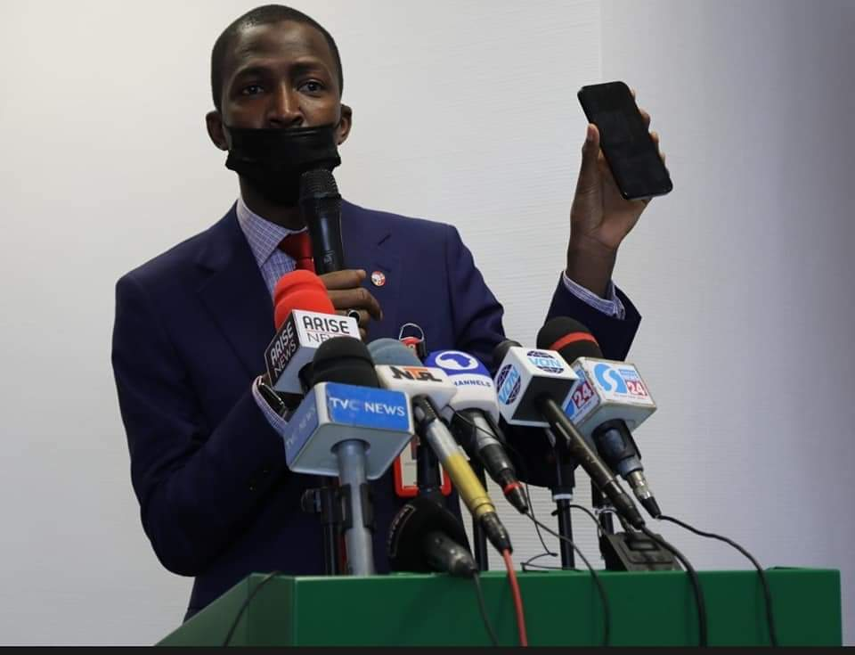 EFCC Launches App for Online Reporting of Economic Crimes 2