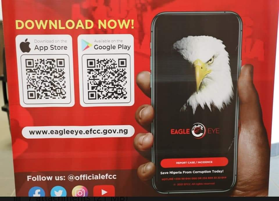 EFCC Launches App for Online Reporting of Economic Crimes 3