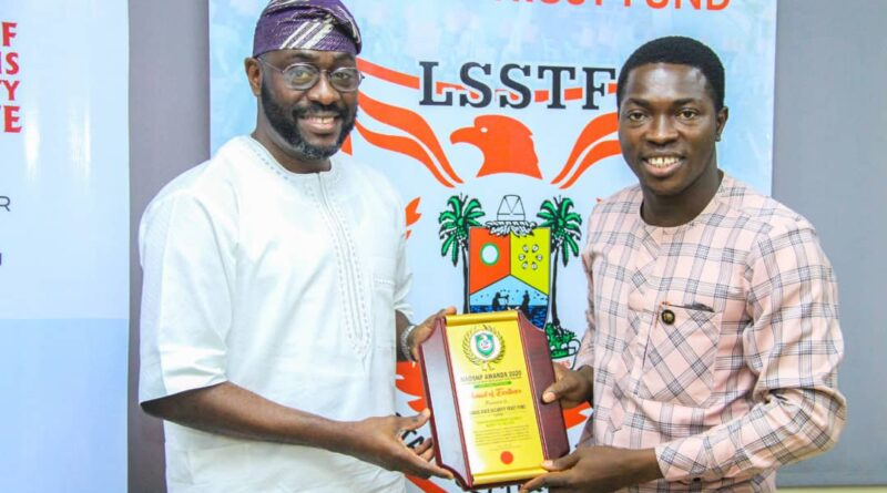 Lagos State Security Trust Fund Is The Mainstay Of Security In Lagos - Es/Ceo Abdulrazaq Balogun; Envisions A Technological 'Invisible Eye In The Sky Watching All Over Lagos' 1