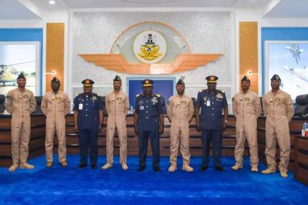 NAF Wings 6 New Helicopter Pilots, Assures Of Sustained Air Power Delivery 1