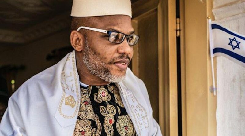 Fact-Check: Was Nnamdi Kanu Taken Out Of Abuja By DSS To Avoid Court Appearance?