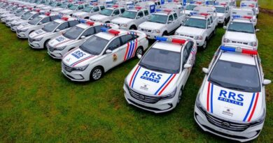 Security: Lagos RRS Receive Sanwo-Olu's Additional Working Apparatuses 5