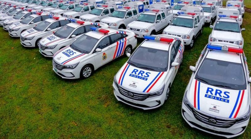 Security: Lagos RRS Receive Sanwo-Olu's Additional Working Apparatuses 1