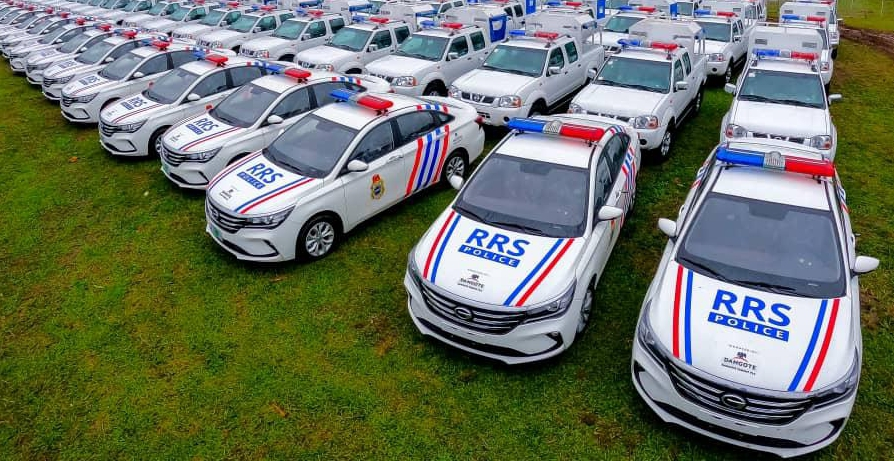 Security: Lagos RRS Receive Sanwo-Olu's Additional Working Apparatuses 2