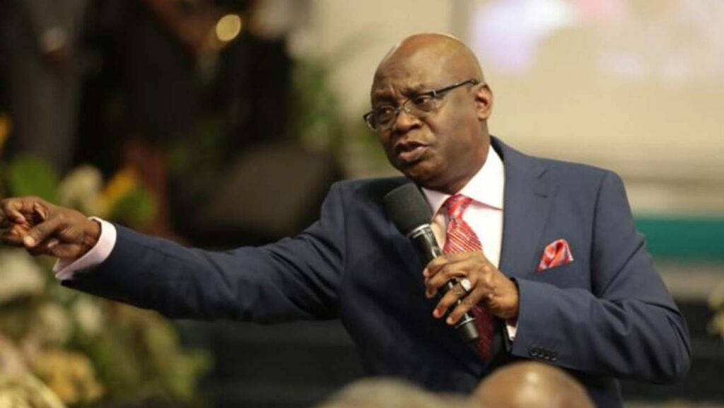 Come After Me If You Can, Pastor Tunde Bakare Dares Top FG Official 2