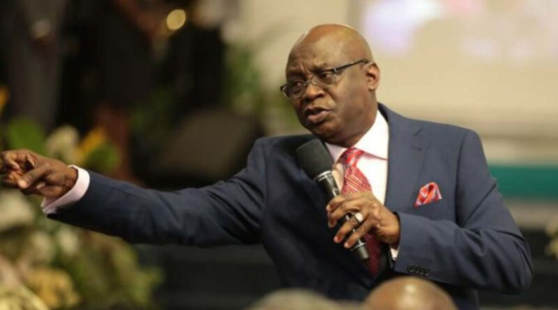 Come After Me If You Can, Pastor Tunde Bakare Dares Top FG Official