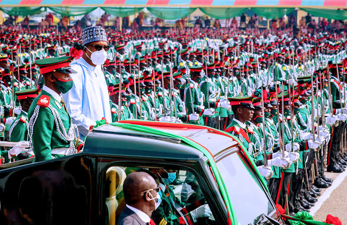 Buhari: Attack On NDA Can't Dampen Morale Of Our Military 9