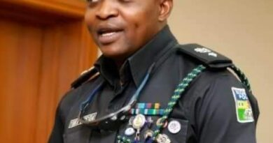 Celebrating A Top Brand Cop In CSP Egbeyemi: The Commander RRS* 4