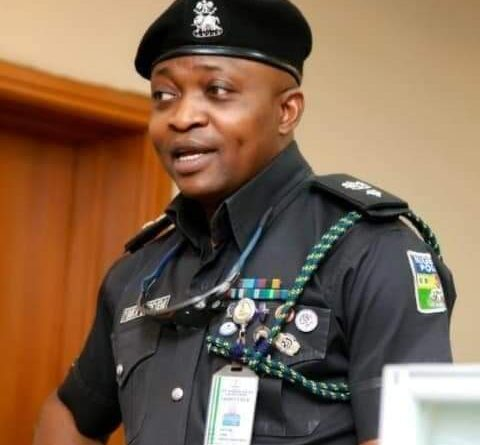 Celebrating A Top Brand Cop In CSP Egbeyemi: The Commander RRS* 5