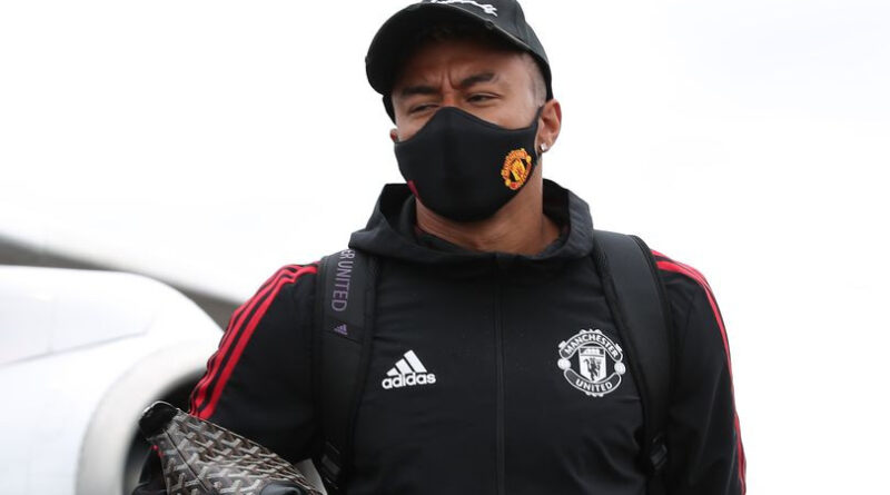 Jesse Lingard Tests Positive For COVID-19 Tests Positive For COVID-19 5
