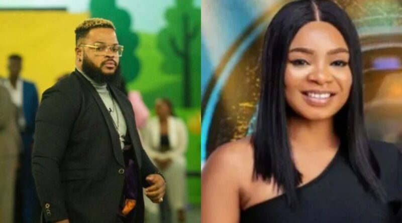 """BBNaija: """"I'm Jealous"""" – Queen Confronts Whitemoney Over Closeness With Jackie B 8"""