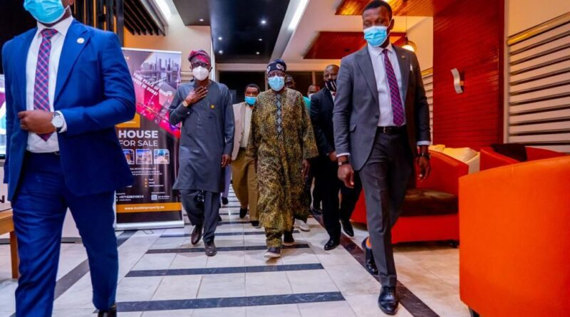 Tinubu Returns To Nigeria After Undergoing Knee Surgery In London 4